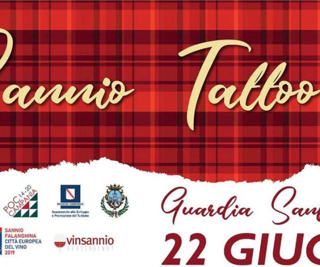 Sannio Tattoo, cornamuse scozzesi e fanfare militari per celebrare la capitale europea del vino 2019
