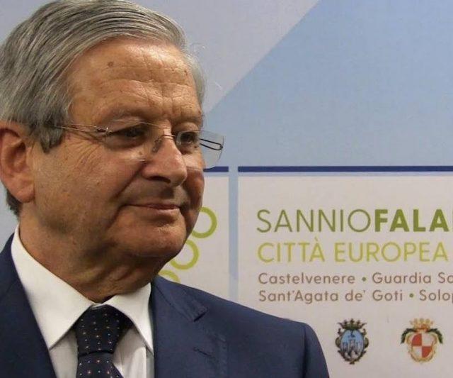 Premio Vitigno Italia 2019 al sindaco Floriano Panza