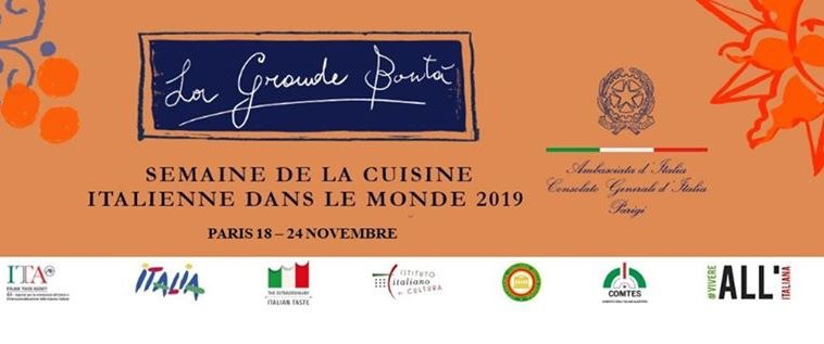 Settimana cucina italiana nel mondo, partnership tra Agenzia Nazionale Turismo e Sannio Falanghina